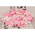 Prima - Abbey Collection - Flower Embellishments - Five