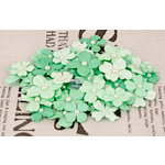 Prima - Abbey Collection - Flower Embellishments - Six