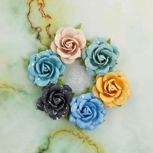 Prima - Seashore Collection - Flower Embellishments - Shellfish