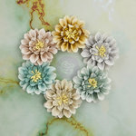 Prima - Seashore Collection - Flower Embellishments - Seaweed