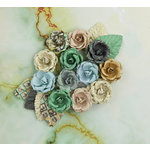 Prima - Seashore Collection - Flower Embellishments - Marine Life