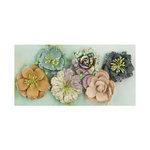 Prima - Seashore Collection - Flower Embellishments - Sand Dollar