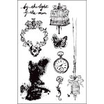 Prima - Epiphany Collection - Cling Mounted Stamps