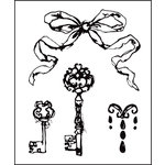Prima - Epiphany Collection - Clear Acrylic Stamps - One