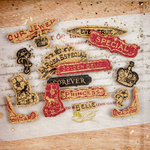 Prima - Cigar Box Secrets Collection - Cork Stickers