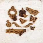Prima - Epiphany Collection - Cork Stickers