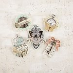 Prima - Epiphany Collection - 3 Dimensional Stickers
