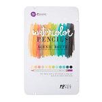 Prima - Mixed Media - Watercolor Pencils - Scenic Route