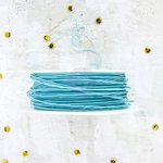 Prima - Trim - Wire Thread - 25 Yards - Cyan