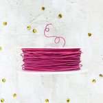 Prima - Trim - Wire Thread - 25 Yards - Fuchsia