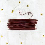Prima - Trim - Wire Thread - 25 Yards - Auburn