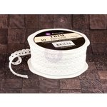 Prima - Trim - Lace - 20 Yards - Frosted