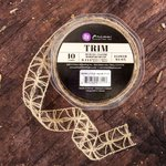 Prima - Trim - Weave - 10 Yards - Flower