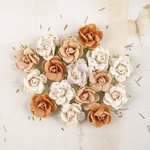 Prima - Melbourne Collection - Flower Embellishments - Outback