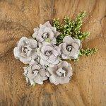 Prima - Manhattan Collection - Flower Embellishments - Empire