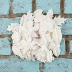 Prima - Rodanthe Collection - Flower Embellishments - Neptune