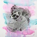 Prima - Juno Collection - Flower Embellishments - Dalmation