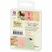Prima - Bedtime Story Collection - 3 x 4 Journaling Note Cards