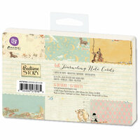 Prima - Bedtime Story Collection - 4 x 6 Journaling Note Cards