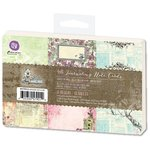 Prima - Garden Fable Collection - 4 x 6 Journaling Note Cards