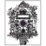 Prima - Garden Fable Collection - Clear Acrylic Stamps - One