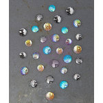 Prima - Timeless Memories Collection - Say It In Crystals - Self Adhesive Jewels