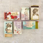 Prima - Bella Rouge Collection - Matchboxes