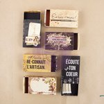 Prima - The Archivist Collection - Matchboxes