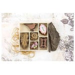 Prima - Garden Fable Collection - Wood Embellishments - Icons