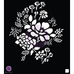 Prima - 6 x 6 Stencil - Floral Bouquet