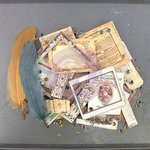 Prima - Timeless Memories Collection - Chipboard Stickers and More
