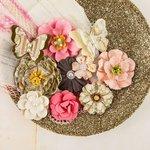 Prima - Debutante Collection - Flower Embellishments - Daniella
