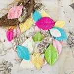 Prima - Garden Fable Collection - Flower Embellishments - Herbage