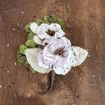 Prima - Sylvan Collection - Flower Embellishments - Mina
