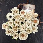 Prima - Coy Collection - Flower Embellishments - Walden