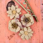 Prima - Allure Collection - Flower Embellishments - Reina