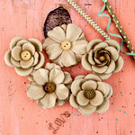 Prima - Allure Collection - Flower Embellishments - Defina