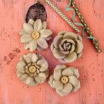 Prima - Allure Collection - Flower Embellishments - Toli