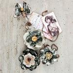 Prima - Evita Collection - Flower Embellishments - Elena