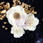Prima - Chaste Collection - Flower Embellishments - Sancia