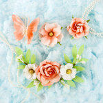 Prima - Esperanza Collection - Flower Embellishments - Trella