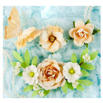 Prima - Esperanza Collection - Flower Embellishments - Querida