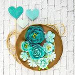 Prima - Valentina Collection - Flower Embellishments - Alda