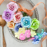Prima - Nikko Collection - Flower Embellishments - Chiko