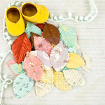 Prima - Bedtime Story Collection - Flower Embellishments - Winnie