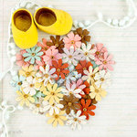 Prima - Bedtime Story Collection - Flower Embellishments - CeCe