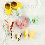 Prima - Bedtime Story Collection - Flower Embellishments - Mena