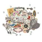 Prima - Royal Menagerie Collection - Chipboard Stickers and More