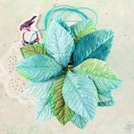 Prima - Royal Menagerie Collection - Leaves Embellishments - Matilde