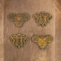 Prima - Metals for Wood Plaque 8